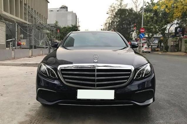 Lăn bánh hơn 12.000km, Mercedes-Benz E200 2017 được bán lại với giá 1,86 tỷ đồng - Ảnh 4.
