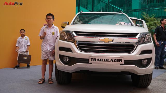 Chevrolet Trailblazer dưới 1 tỷ đồng mở đặt cọc, sắp bán tại Việt Nam để cạnh tranh Toyota Fortuner - Ảnh 1.