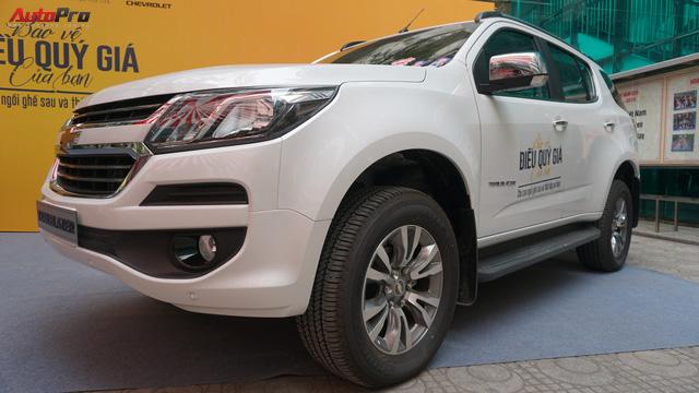 Chevrolet Trailblazer dưới 1 tỷ đồng mở đặt cọc, sắp bán tại Việt Nam để cạnh tranh Toyota Fortuner - Ảnh 2.