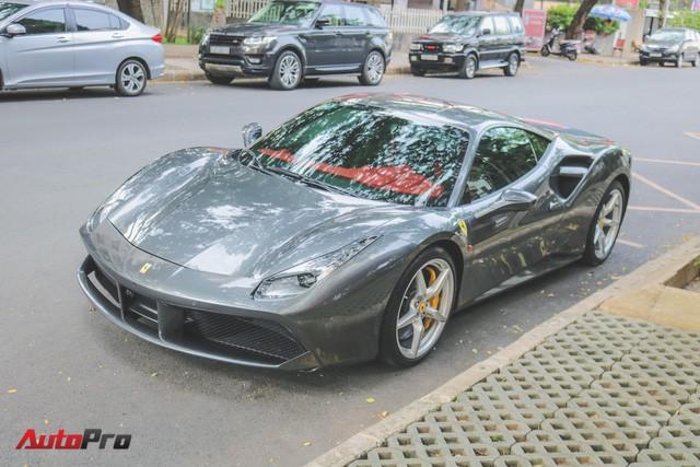 Sau chiếc BMW M2, Cường Đô-la tậu thêm BMW M3 tông xuyệt tông với Ferrari 488 GTB - Ảnh 5.