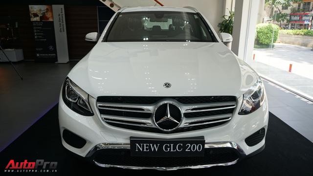 Trải nghiệm nhanh Mercedes-Benz GLC 200 - Sứ mệnh lấy khách phổ thông tại Việt Nam - Ảnh 3.