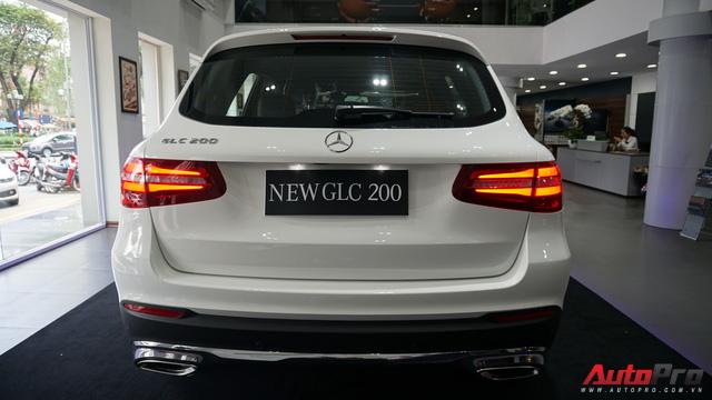 Trải nghiệm nhanh Mercedes-Benz GLC 200 - Sứ mệnh lấy khách phổ thông tại Việt Nam - Ảnh 18.