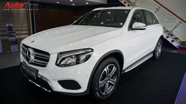 Trải nghiệm nhanh Mercedes-Benz GLC 200 - Sứ mệnh lấy khách phổ thông tại Việt Nam - Ảnh 2.