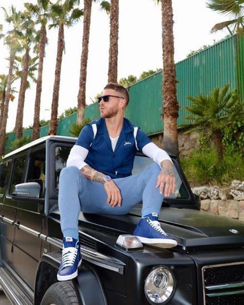 Ramos có bộ sưu tập xe sang 60 tỷ, nhưng chiếc xe cổ này mới là con cưng - Ảnh 5.