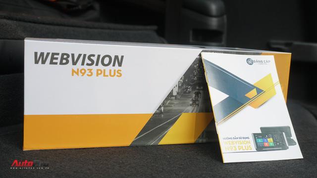 Hãy quên việc lắp màn hình trên ô tô đi, loại camera hành trình này sẽ là lựa chọn thay thế đáng cân nhắc - Ảnh 8.