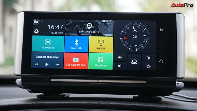 Hãy quên việc lắp màn hình trên ô tô đi, loại camera hành trình này sẽ là lựa chọn thay thế đáng cân nhắc - Ảnh 3.