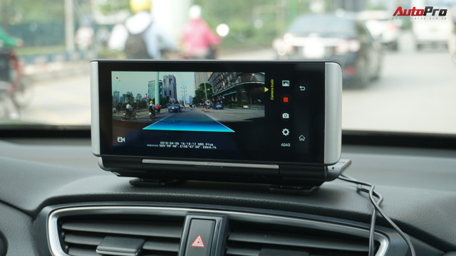 Hãy quên việc lắp màn hình trên ô tô đi, loại camera hành trình này sẽ là lựa chọn thay thế đáng cân nhắc - Ảnh 5.