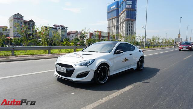 Hơn 20 xe Mazda CX-5 diễu hành tại Hà Nội mừng CLB sinh nhật 4 tuổi - Ảnh 9.