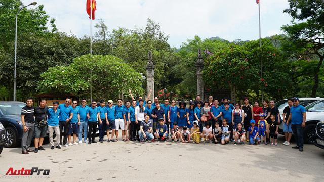 Hơn 20 xe Mazda CX-5 diễu hành tại Hà Nội mừng CLB sinh nhật 4 tuổi - Ảnh 15.
