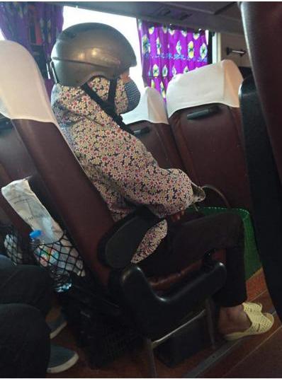 Hội ninja thể hiện sức mạnh không đối thủ khi lây lan từ xe máy sang ô tô - Ảnh 7.
