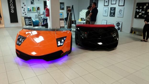 Khi bạn mê siêu xe Lamborghini nhưng chỉ đủ tiền mua ghế - Ảnh 6.
