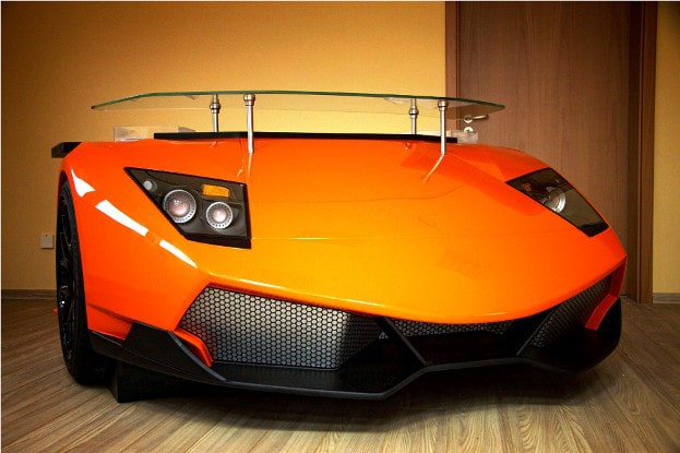 Khi bạn mê siêu xe Lamborghini nhưng chỉ đủ tiền mua ghế - Ảnh 5.