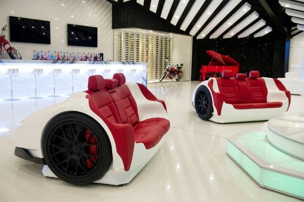 Khi bạn mê siêu xe Lamborghini nhưng chỉ đủ tiền mua ghế - Ảnh 2.