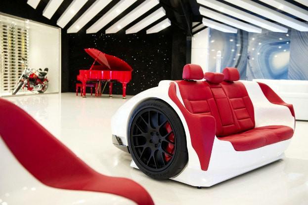 Khi bạn mê siêu xe Lamborghini nhưng chỉ đủ tiền mua ghế - Ảnh 3.