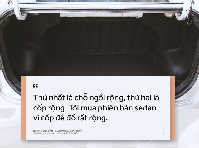 Người dùng đánh giá Hyundai Grand i10: Xe mua lần đầu và… cũng là lần cuối - Ảnh 2.