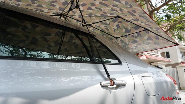 Dùng thử ô che nắng xe hơi - Giải pháp chống cháy cho mùa hè oi bức đã thực sự đến từ hôm nay - Ảnh 8.