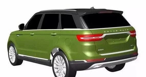 Hãng xe Trung Quốc Zotye lại sắp ra mắt SUV mới, lần này đạo Range Rover Sport để cạnh tranh Toyota Highlander - Ảnh 2.