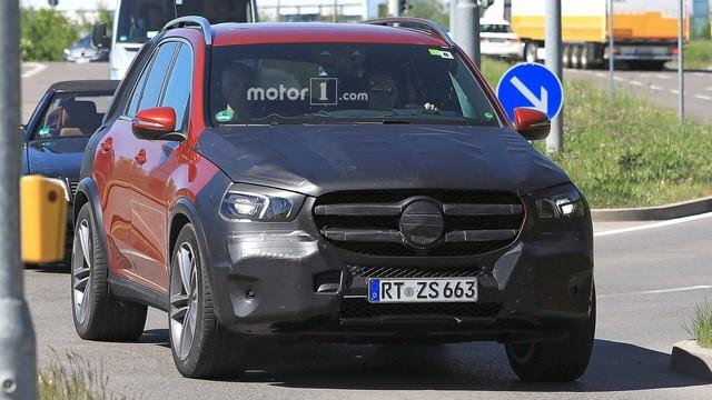 Mercedes-Benz GLE 2019 và những thông tin quan trọng đã lộ diện - Ảnh 5.