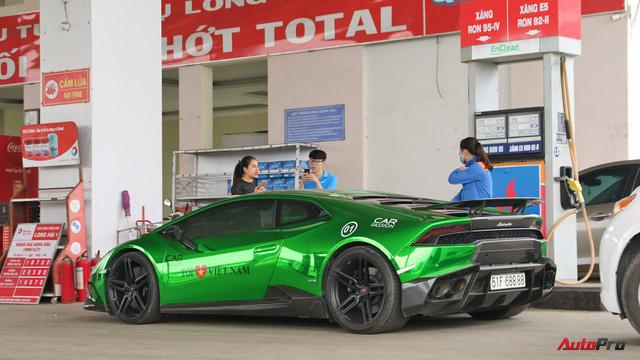 Lamborghini Huracan biển tứ quý 8 từng của Cường Đô-la sang tay đại gia Nha Trang - Ảnh 5.