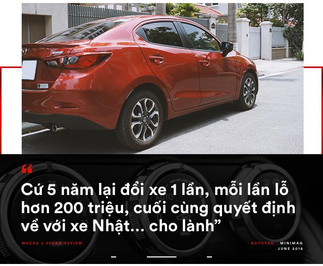 Người dùng đánh giá Mazda2: Không phân vân Toyota Vios vì đắt - Ảnh 2.