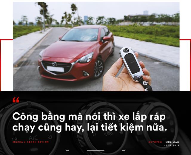 Người dùng đánh giá Mazda2: Không phân vân Toyota Vios vì đắt - Ảnh 7.