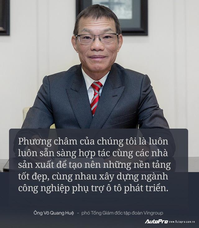 VINFAST đầu tư hơn trăm triệu USD, bắt tay đại gia Thái Lan làm thân vỏ ô tô đầu tiên - Ảnh 2.