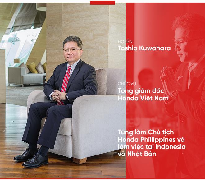 'Sếp' Honda Việt Nam tròn một năm ngồi ghế nóng: Thị trường xe máy, ô tô Việt vẫn còn tiềm năng - Ảnh 1.