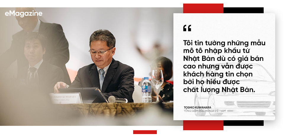 'Sếp' Honda Việt Nam tròn một năm ngồi ghế nóng: Thị trường xe máy, ô tô Việt vẫn còn tiềm năng - Ảnh 7.