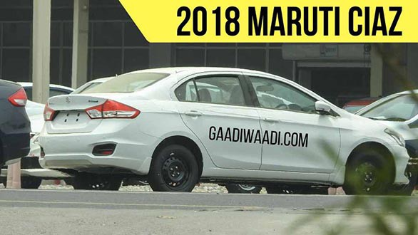 Suzuki Ciaz facelift 2018: Liệu có đủ sức cạnh tranh Toyota Vios, Honda City? - Ảnh 2.