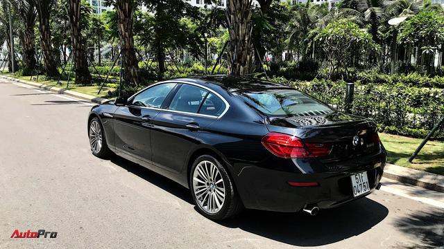 Bán xe chạy chưa tới 2 vạn km, chủ xe BMW 6 Series Gran Coupe đã lỗ mất 2 tỷ đồng. - Ảnh 6.