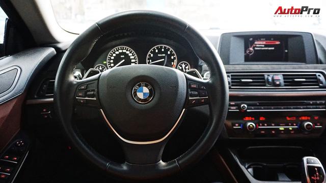Bán xe chạy chưa tới 2 vạn km, chủ xe BMW 6 Series Gran Coupe đã lỗ mất 2 tỷ đồng. - Ảnh 10.