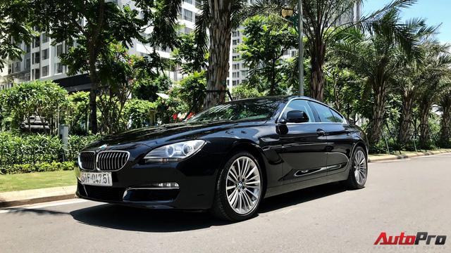 Bán xe chạy chưa tới 2 vạn km, chủ xe BMW 6 Series Gran Coupe đã lỗ mất 2 tỷ đồng. - Ảnh 1.