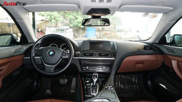 Bán xe chạy chưa tới 2 vạn km, chủ xe BMW 6 Series Gran Coupe đã lỗ mất 2 tỷ đồng. - Ảnh 9.