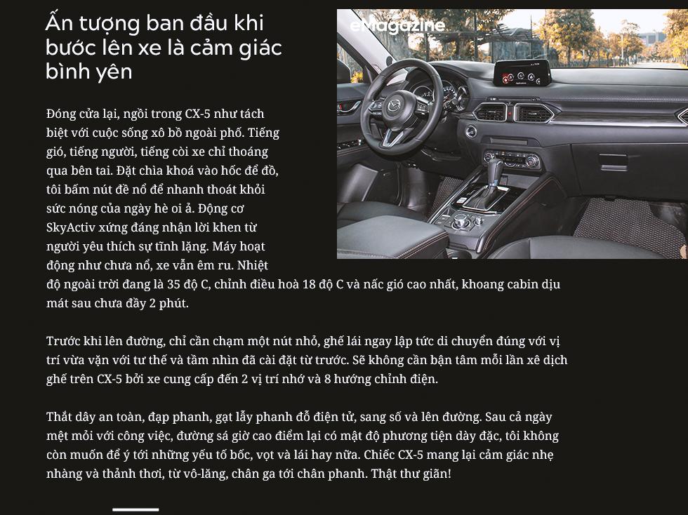 Đánh giá Mazda CX-5 sau khi lái toàn bộ các đối thủ: Xe hợp cho người lười - Ảnh 12.