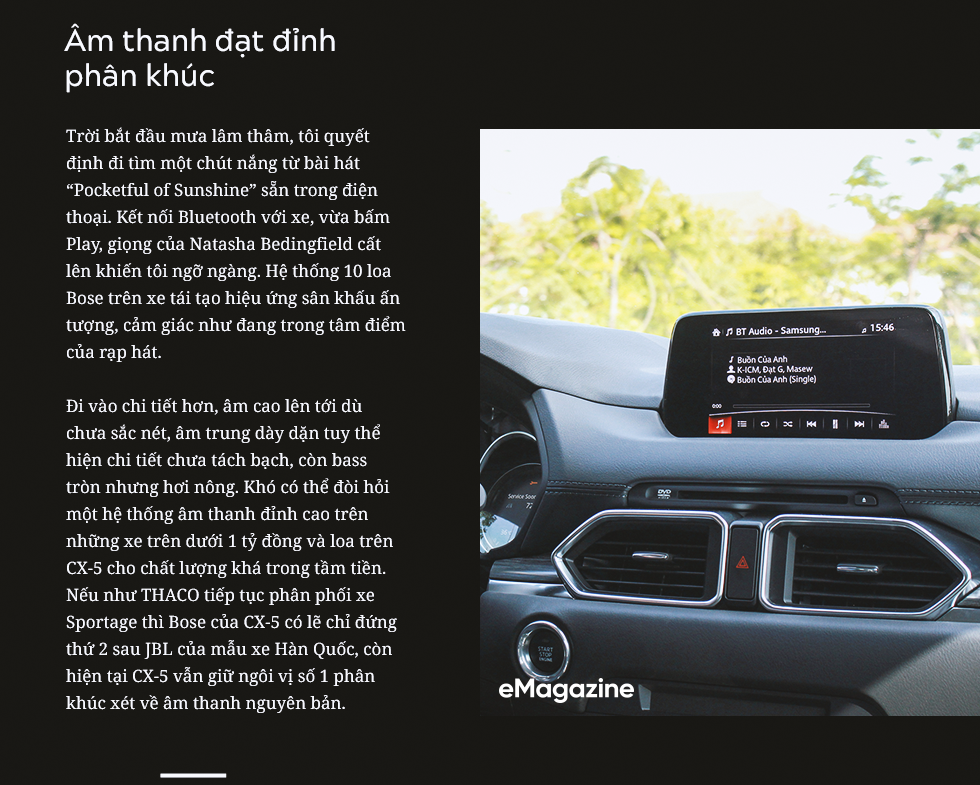 Đánh giá Mazda CX-5 sau khi lái toàn bộ các đối thủ: Xe hợp cho người lười - Ảnh 13.