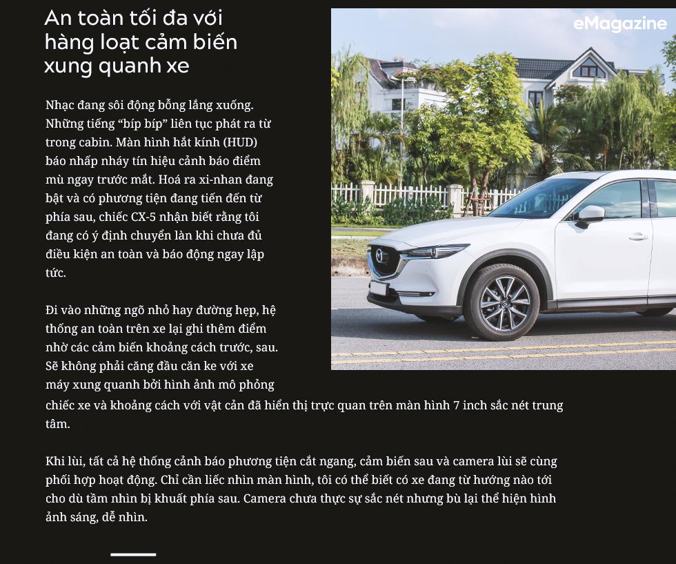 Đánh giá Mazda CX-5 sau khi lái toàn bộ các đối thủ: Xe hợp cho người lười - Ảnh 16.
