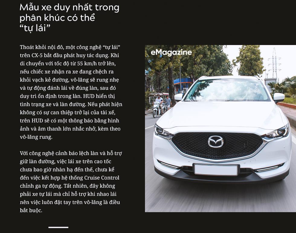 Đánh giá Mazda CX-5 sau khi lái toàn bộ các đối thủ: Xe hợp cho người lười - Ảnh 17.