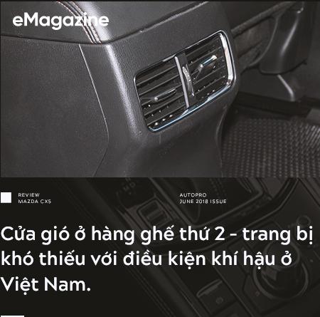 Đánh giá Mazda CX-5 sau khi lái toàn bộ các đối thủ: Xe hợp cho người lười - Ảnh 8.