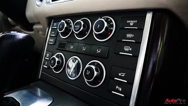 Range Rover Supercharged có giá chưa tới 2 tỷ đồng sau 4 vạn km - Ảnh 12.