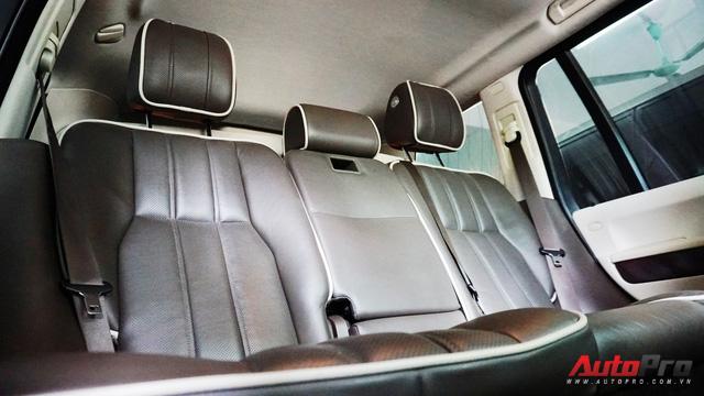 Range Rover Supercharged có giá chưa tới 2 tỷ đồng sau 4 vạn km - Ảnh 16.