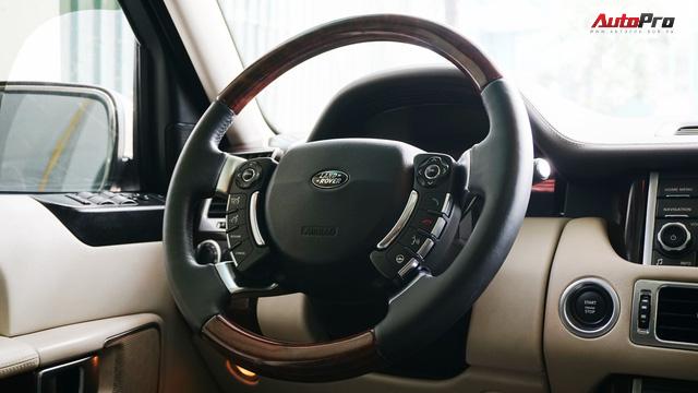 Range Rover Supercharged có giá chưa tới 2 tỷ đồng sau 4 vạn km - Ảnh 7.