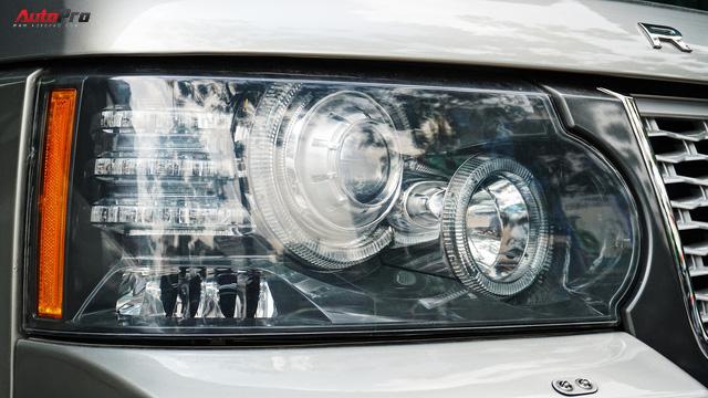 Range Rover Supercharged có giá chưa tới 2 tỷ đồng sau 4 vạn km - Ảnh 2.