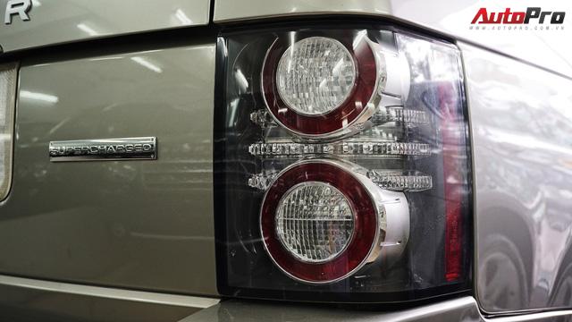 Range Rover Supercharged có giá chưa tới 2 tỷ đồng sau 4 vạn km - Ảnh 4.