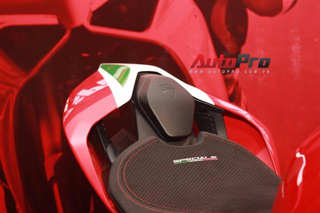 Ducati Panigale V4 Speciale đầu tiên châu Á về tay đại gia Việt Nam - Ảnh 7.
