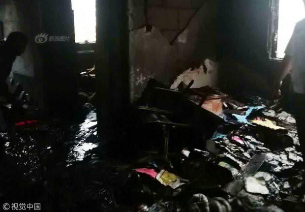 Sạc xe điện trên tầng 23 gây hỏa hoạn chung cư - Ảnh 3.