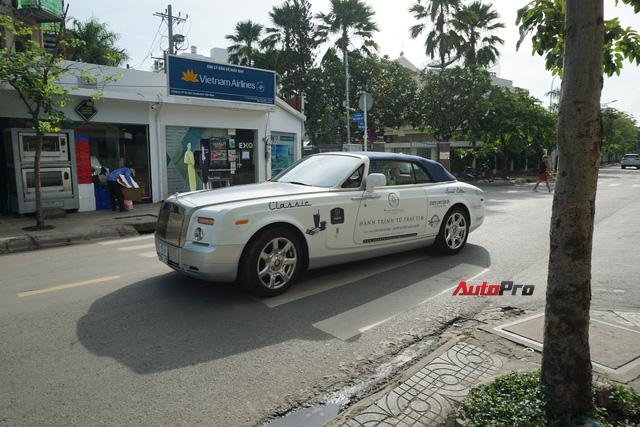 """Dàn siêu xe hàng độc của ông chủ Trung Nguyên """"nhá hàng"""" trên phố Sài Gòn trước roadshow - Ảnh 7."""