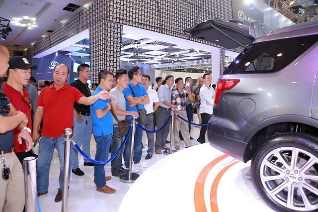Giá ô tô tháng 6-2018: Kẻ giữ giá, người giảm hơn trăm triệu/xe  - Ảnh 3.