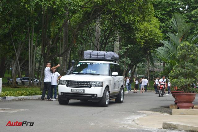 Khép lại Hành trình từ trái tim ngày 1: Đoàn siêu xe Trung Nguyên dừng chân ở Phan Thiết - Ảnh 36.