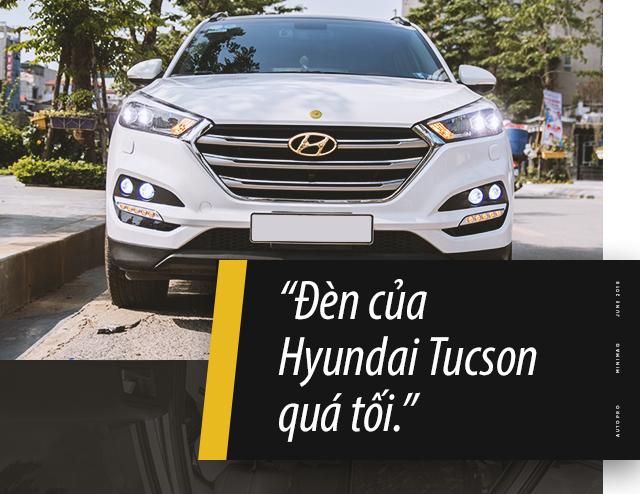Fan xe Hàn đánh giá Hyundai Tucson nhập khẩu sau hơn 1 năm sử dụng: Như xe Đức giá Hàn - Ảnh 9.