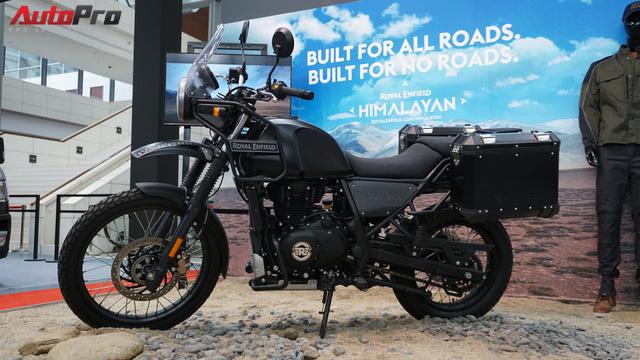 Hai hãng xe mô tô lớn của Anh Quốc sắp mở showroom tại Hà Nội - Ảnh 2.